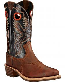 Ariat Men'314Boots - Square Toe