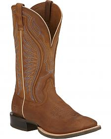 Ariat Rodeo Warrior Cowboy Boots - Square Toe
