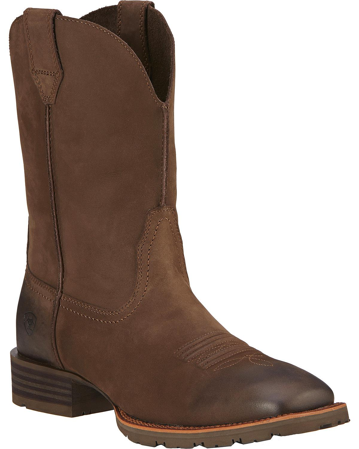 Ariat Men's Hybrid Street Side Cowboy Boot Square Toe - 10016290 ...