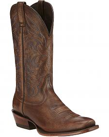 Ariat Breakthrough Cowboy Boots - Square Toe