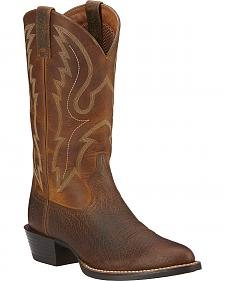 Ariat Sport Western Cowboy Boots - Medium Toe