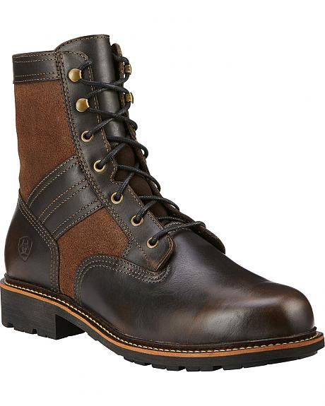 Ariat Easy Street Men's Lace Up Boots