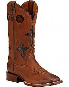 Ariat Ranchero Cowboy Boots - Square Toe