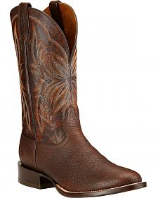 Ariat Cyclone Cowboy Boots - Round Toe