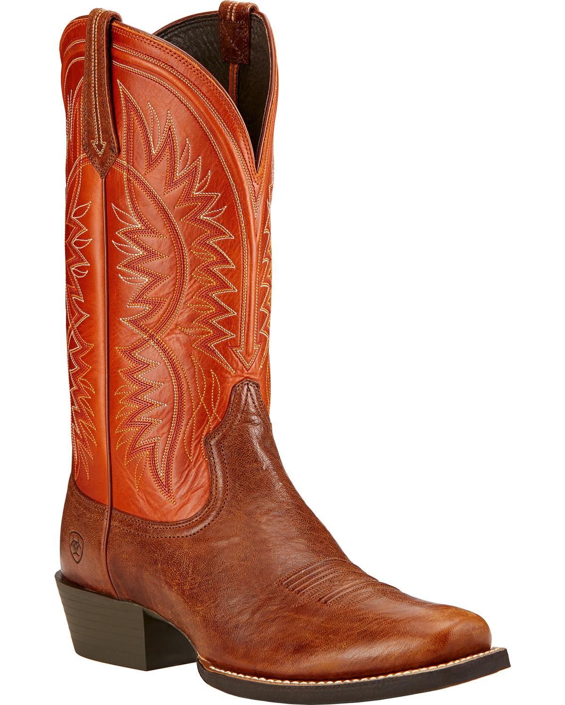 Ariat Square Toe Cowboy Boots 28 Images Ariat
