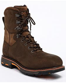 "Ariat Workhog 8"" H2O Work Boots - Composite Toe"
