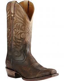 Ariat Breakthrough Ombre Cowboy Boots - Square Toe