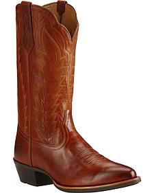 Ariat Cedar Drifter Cowboy Boots - Round Toe