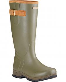 Ariat Burford Rubber Outdoor Boots - Round Toe