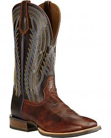 Ariat Men's Chute Boss Caliche Cowboy Boots - Square Toe