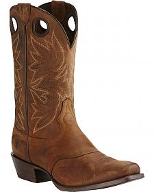 Ariat Men's Circuit Striker Boots - Square Toe