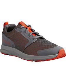 Ariat Men's Grey Fuse Shoes