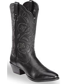 Ariat Western Deertan Cowboy Boots