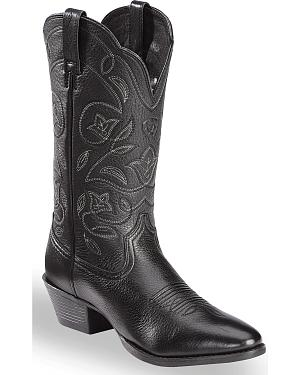 Ariat Western Deertan Cowboy Boots
