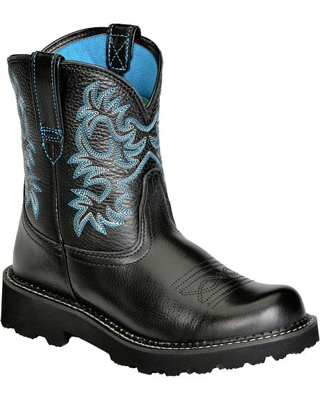 Ariat Fatbaby Cowboy Boots