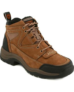 Ariat Womens Terrain Hiking Boots