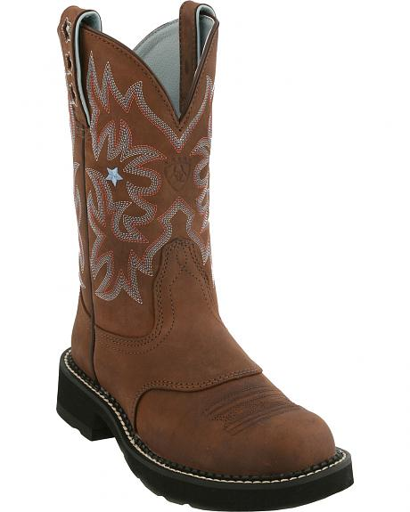 Ariat Driftwood ProBaby Boots