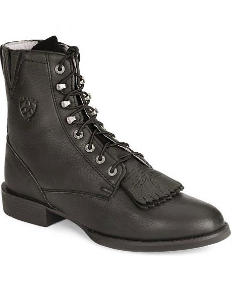 Ariat Women's Heritage II Lacer Boots