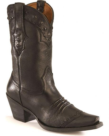Ariat Dixie Oiled Rowdy Cowgirl Boots