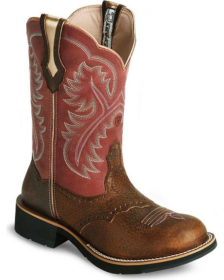 Ariat ShowBaby Cowgirl Boots
