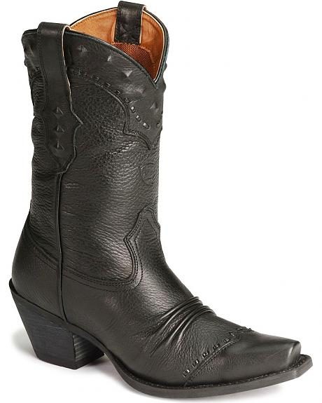Ariat Dixie Deertan Cowgirl Boots