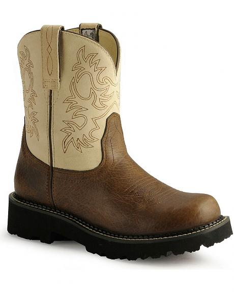 Ariat Fatbaby Cowgirl Boots