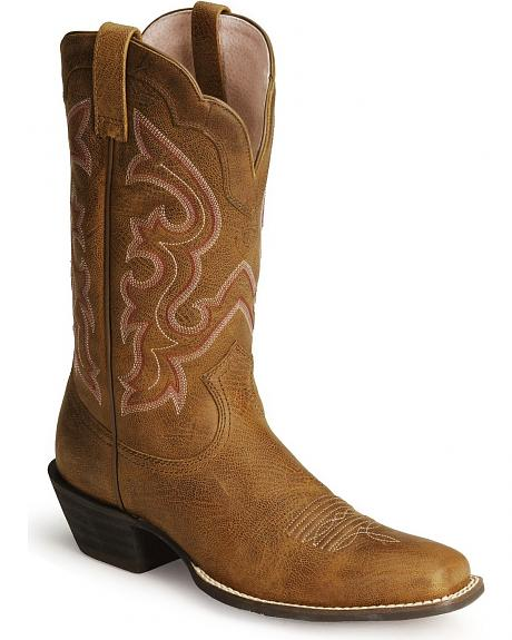 Ariat Ransom Cowboy Boots - Square Toe