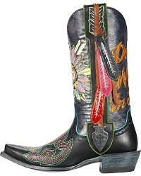 Ariat Gypsy Soule Indian Sugar Cowgirl Boots at Sheplers