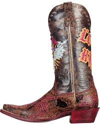 Ariat Gypsy Soule Pink & Sassy Boots at Sheplers