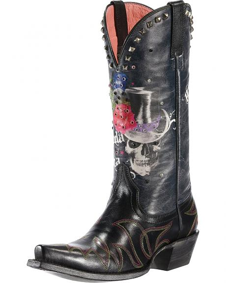 Ariat Gypsy Soule Mi Cowgirl Boots - Snip Toe