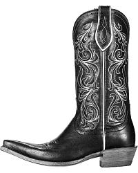 Ariat Palacio Subtle Cowgirl Boots - Pointed Toe at Sheplers