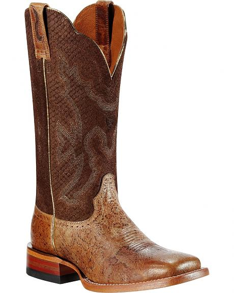Ariat Nitro Cowgirl Boots - Square Toe