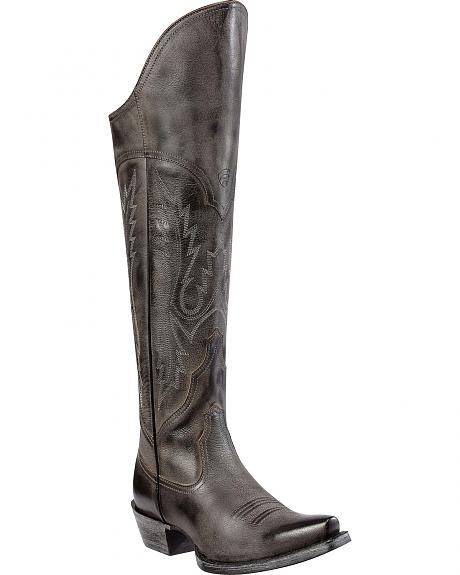 Ariat Murrieta Side Zip Riding Boots - Snip Toe