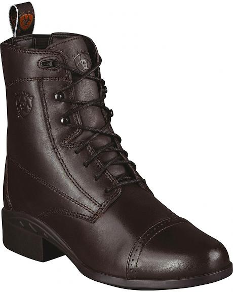 Ariat Heritage Paddock Riding Boots - Round Toe