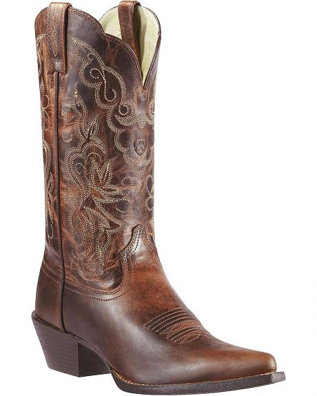 Ariat Heritage Western Cowgirl Boots - Pointed Toe