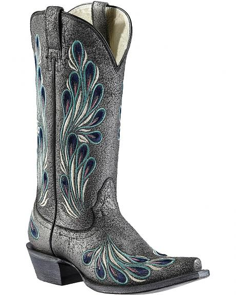 Ariat Mirabelle Cowgirl Boots - Snip Toe