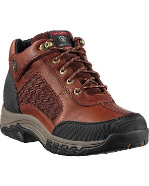 Ariat Camrose Waterproof & Insulated Terrain Boots - Round Toe