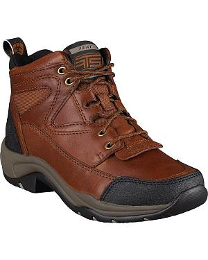 Ariat Womens Sunshine Terrain Boots - Round Toe