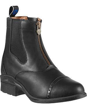 Ariat Devon Pro VX Black Boots