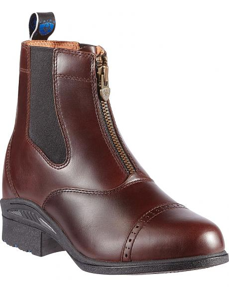 Ariat Devon Pro VX Brown Boots