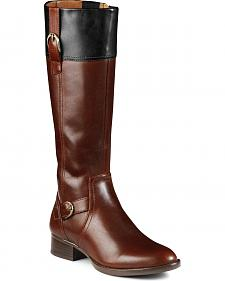 Ariat York Tall Riding Boots - Round Toe