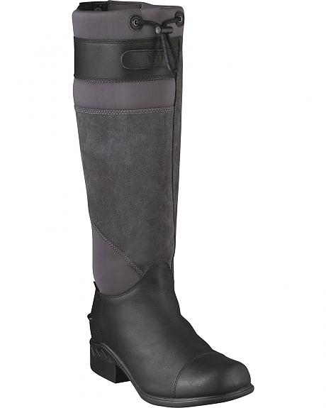 Ariat Brossard Waterproof & Insulated Riding Boots - Round Toe