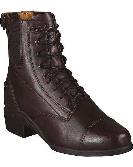 Ariat Performer Riding Boots - Round Toe