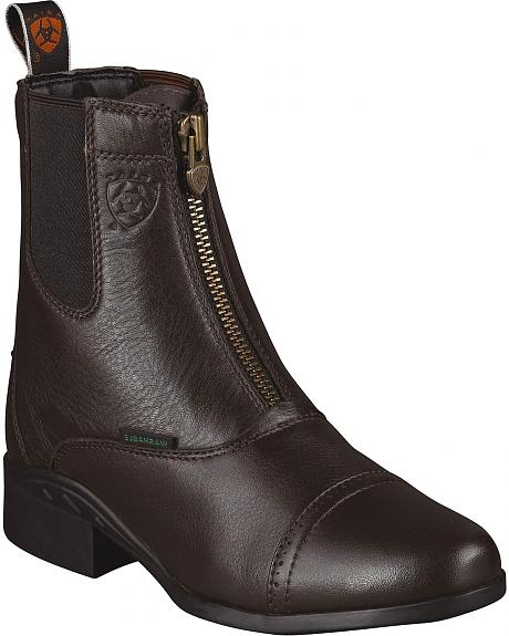 Ariat Heritage Breeze Paddock Riding Boots - Round Toe