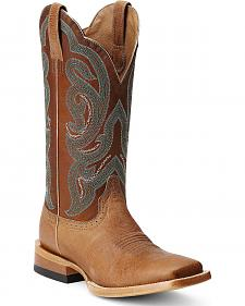 Ariat Antonia Cowgirl Boots - Square Toe