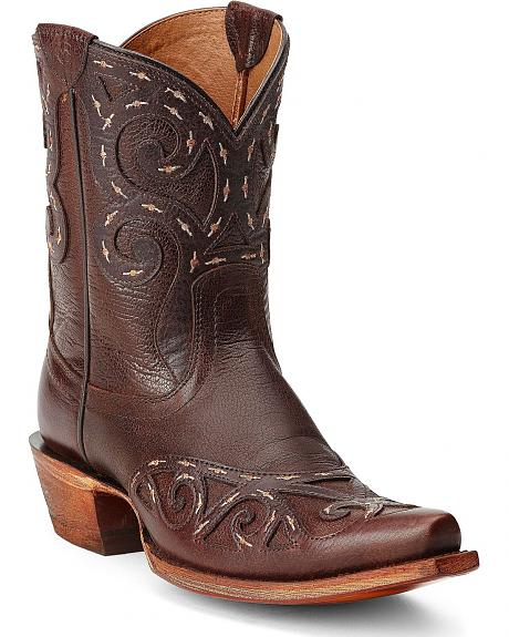 Ariat Rio Wingtip Cowgirl Boots - Snip Toe