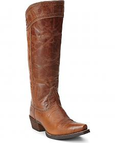 Ariat Sahara Cowgirl Boots - Snip Toe