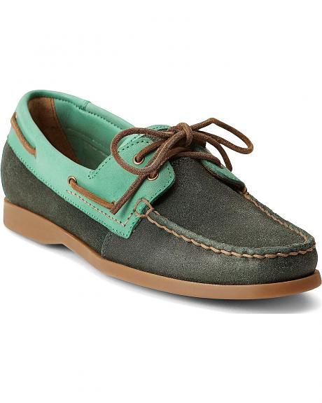Ariat Yuma Lace-Up Casual Shoes