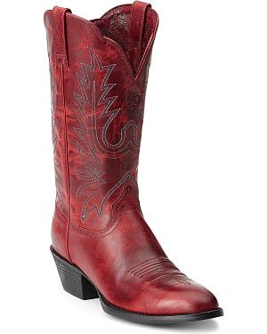 Ariat Heritage Western Cowgirl Boots - Round Toe