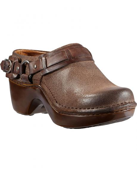 Ariat Abberley Harness Buckle Clog